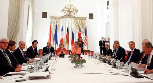 Iran và P5+1 đã đạt được thỏa thuận hạt nhân lịch sử - ảnh 1
