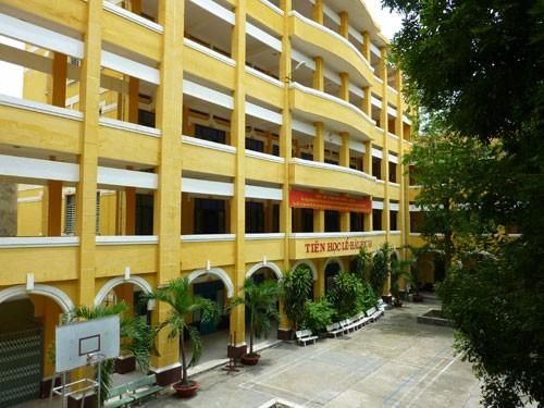 THPT Trưng Vương - ngôi trường cổ kính đầy thơ mộng - ảnh 8