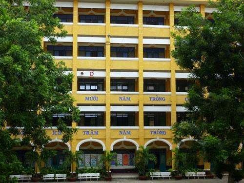 THPT Trưng Vương - ngôi trường cổ kính đầy thơ mộng - ảnh 9