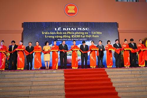 Triển lãm Ảnh và Phim phóng sự - Tài liệu trong cộng đồng ASEAN - ảnh 1