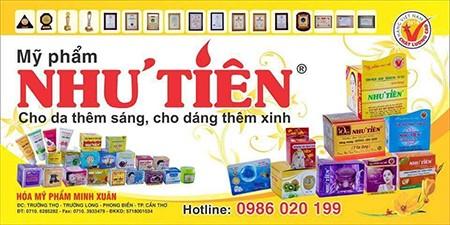 Mỹ phẩm Như Tiên - Chinh phục vẻ đẹp Việt - ảnh 1