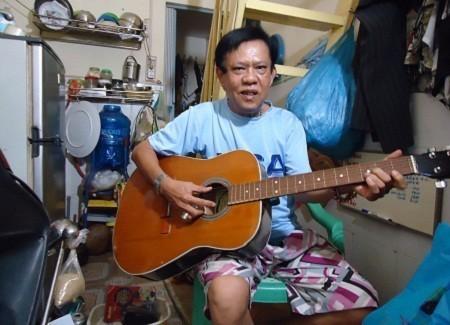 Vua nhạc sến Vinh Sử: 'Ai đẻ con với tôi, tôi coi đó là vợ'