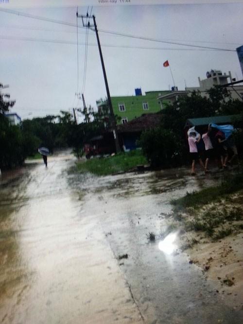 Quảng Ninh: Trên 1.000 du khách bị mắc kẹt trên đảo - ảnh 1