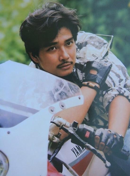 ê Tuấn Anh - gã dân chơi sở khanh quen thuộc trên màn ảnh Việt những năm 90.