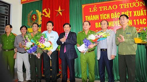 Đại tá Nguyễn Xuân Thiêm – khắc tinh của tội phạm được phong tặng Anh hùng - ảnh 2