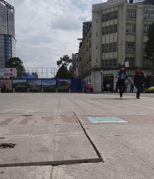 Hội Kiến trúc sư 'chê' phố đi bộ Sài Gòn - ảnh 2