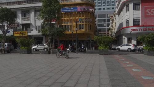 Hội Kiến trúc sư 'chê' phố đi bộ Sài Gòn - ảnh 5