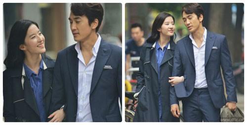 Những cặp đôi phim giả tình thật hot nhất xứ Hàn - ảnh 1