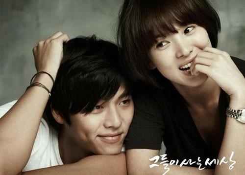 Những cặp đôi phim giả tình thật hot nhất xứ Hàn - ảnh 4