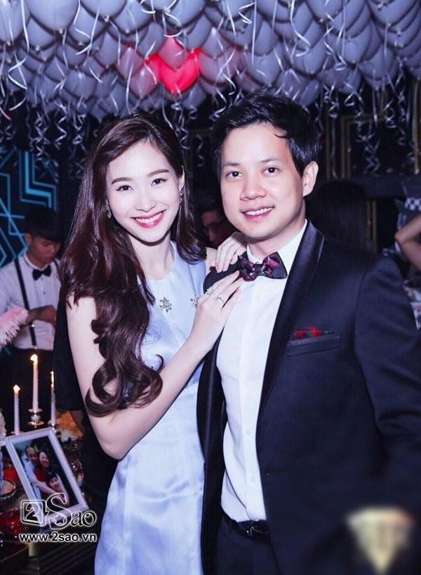 Thu Thảo, hoa hậu, Trung Tín, bạn trai thiếu gia, chuyện tình, lãng mạn