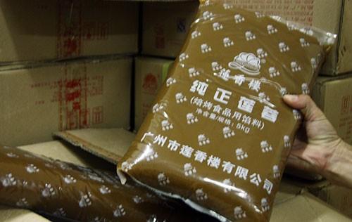 Bắt xe tải chở nhiều thùng mỹ phẩm không rõ nguồn gốc - ảnh 3
