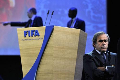 Platini 'dằn mặt' các ứng viên chủ tịch FIFA - ảnh 1