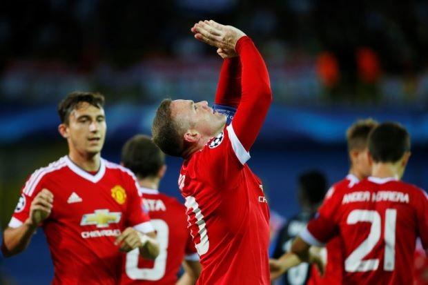 Hat-trick của Rooney - ảnh 1