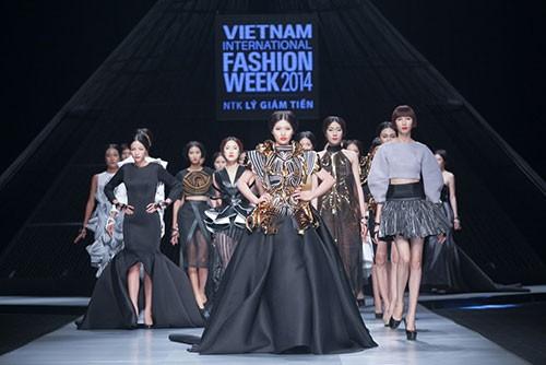 Khởi động 'Vietnam International Fashion Week 2015' - ảnh 1