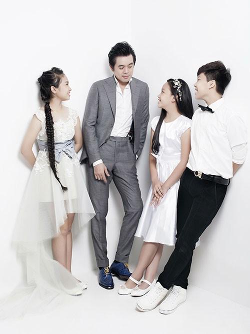 'Ông hoàng chiêu trò' Dương Khắc Linh làm album cho học trò - ảnh 5