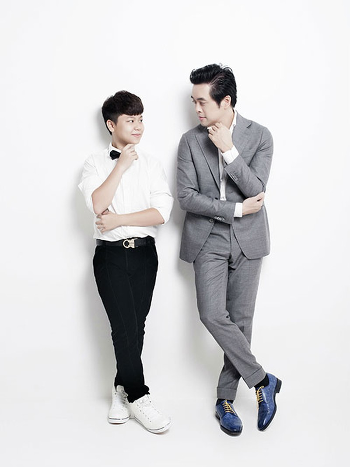 'Ông hoàng chiêu trò' Dương Khắc Linh làm album cho học trò - ảnh 8