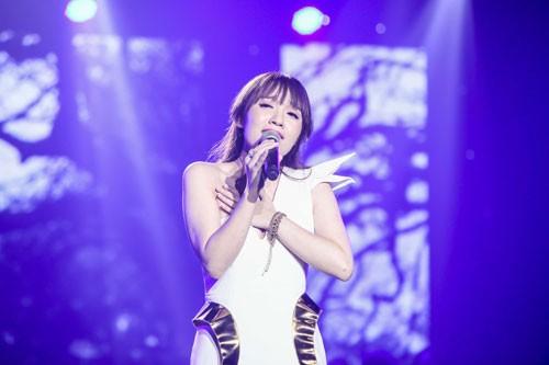 'Về với đông' giúp Nhật Thủy đoạt cú đúp Bài hát Việt - ảnh 2