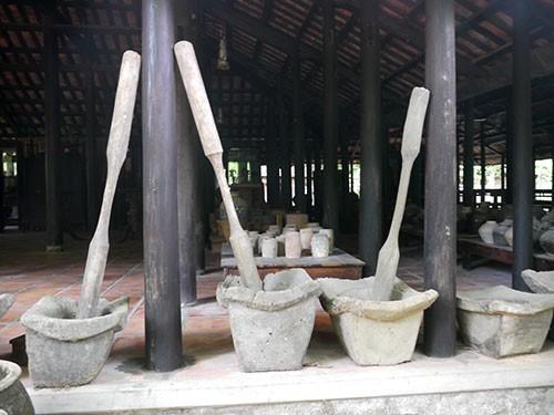 Nơi lưu giữ nhiều nông cụ xa xưa trên dải đất miền Trung - ảnh 12