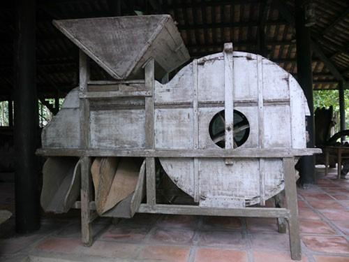 Nơi lưu giữ nhiều nông cụ xa xưa trên dải đất miền Trung - ảnh 10