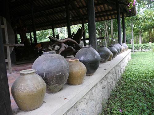 Nơi lưu giữ nhiều nông cụ xa xưa trên dải đất miền Trung - ảnh 8