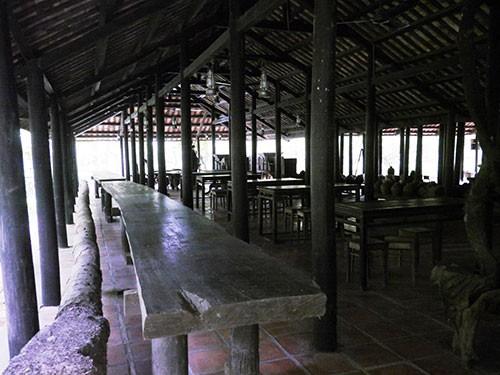 Nơi lưu giữ nhiều nông cụ xa xưa trên dải đất miền Trung - ảnh 7