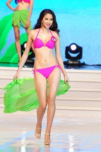 Dự đoán top 10 'Hoa hậu Hoàn vũ Việt Nam 2015' - ảnh 15
