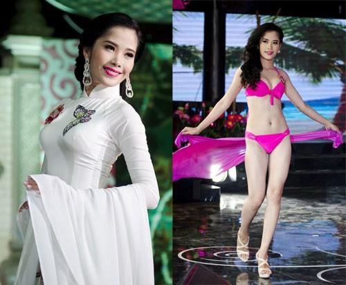 Dự đoán top 10 'Hoa hậu Hoàn vũ Việt Nam 2015' - ảnh 10