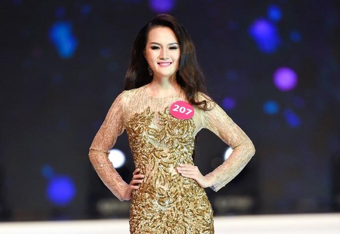 Thí sinh Đoàn Thị Ngọc Thảo đến từ Nha Trang