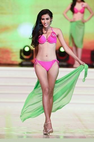 Dự đoán top 10 'Hoa hậu Hoàn vũ Việt Nam 2015' - ảnh 6
