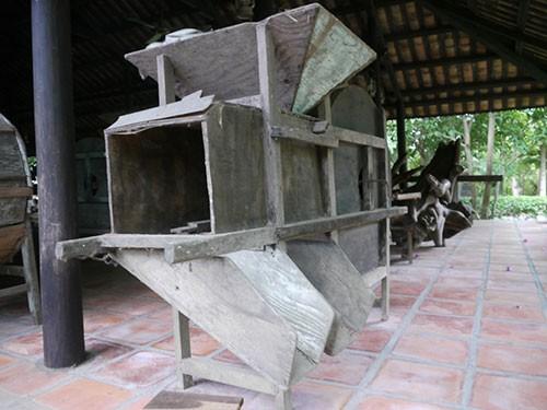 Nơi lưu giữ nhiều nông cụ xa xưa trên dải đất miền Trung - ảnh 9