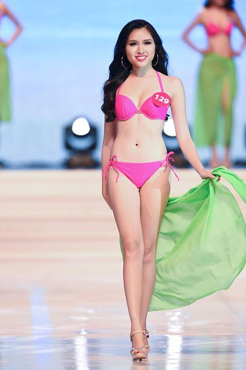 Phạm Thị Hương lên ngôi Hoa hậu Hoàn vũ 2015 - ảnh 29