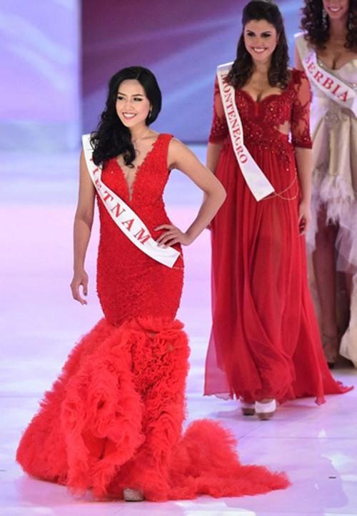 Nguyễn Thị Loan, Hoa hậu hoàn vũ 2015, hoa hậu, Vietnamnet, Phạm Thị Hương
