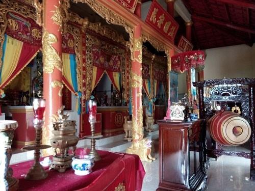 Linh thiêng nghĩa trang cá Ông lớn nhất Việt Nam - ảnh 15