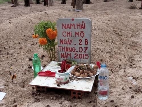Linh thiêng nghĩa trang cá Ông lớn nhất Việt Nam - ảnh 5