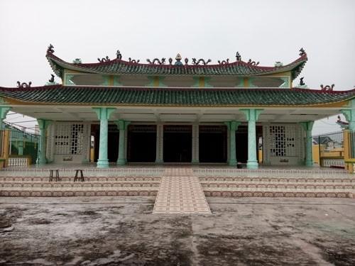 Linh thiêng nghĩa trang cá Ông lớn nhất Việt Nam - ảnh 11