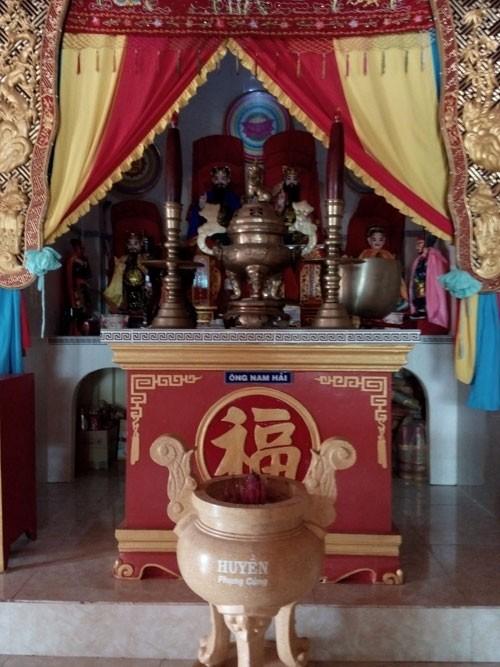 Linh thiêng nghĩa trang cá Ông lớn nhất Việt Nam - ảnh 12