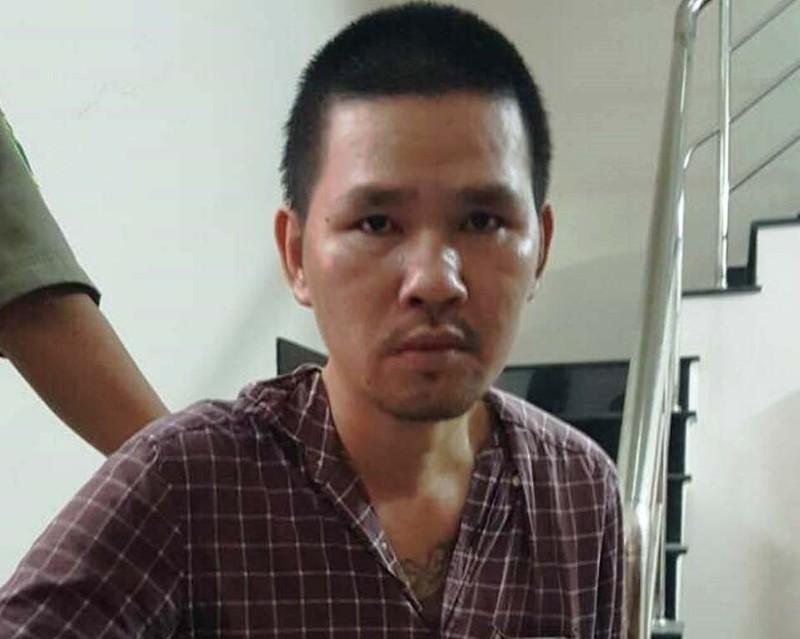Đặc nhiệm đạp ngã tên cướp giật ở Sài Gòn - ảnh 1