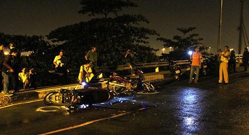 Việt kiều Mỹ bị xe tông trước đám cưới một ngày - ảnh 1