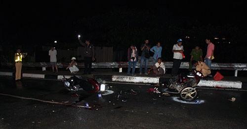 Việt kiều Mỹ bị xe tông trước đám cưới một ngày - ảnh 2