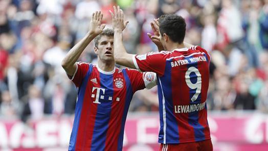 Trước trận Arsenal - Bayern: Triển lãm những 'khẩu pháo' - ảnh 2