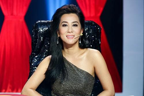 MC Nguyễn Cao Kỳ Duyên lần đầu làm giám khảo tại Việt Nam - ảnh 1