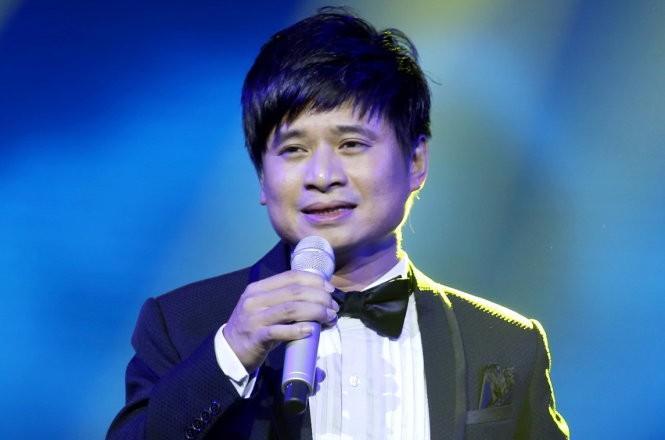 """Tấn Minh sẽ là """"Ca sĩ của tháng"""" trong Bài hát yêu thích tháng 10-Ảnh: Gia Tiến"""
