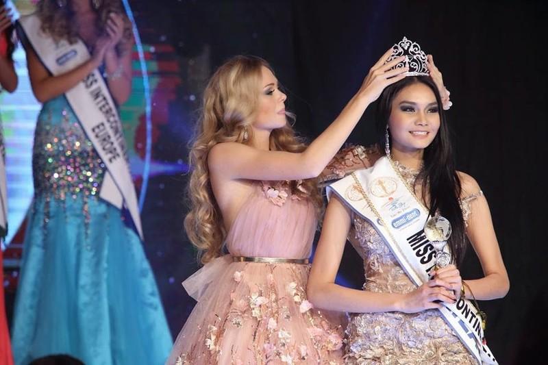 Hoa hậu Liên lục địa 2015 trở lại Việt Nam sau 10 năm - ảnh 3