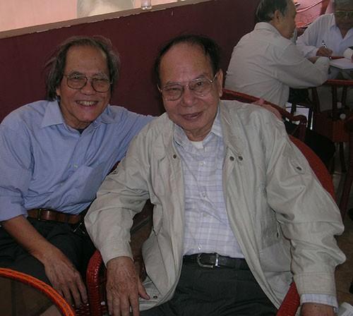 Vĩnh biệt Nhà giáo Nhân dân, nhà văn Trần Thanh Đạm - ảnh 2