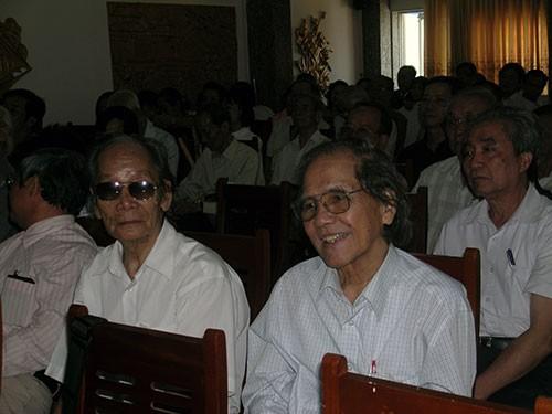 Vĩnh biệt Nhà giáo Nhân dân, nhà văn Trần Thanh Đạm - ảnh 4