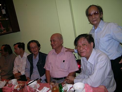 Vĩnh biệt Nhà giáo Nhân dân, nhà văn Trần Thanh Đạm - ảnh 3