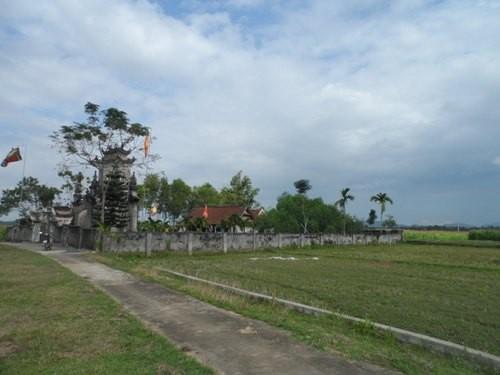 Phủ thờ hơn 400 năm của dòng họ Nguyễn Cảnh - ảnh 2