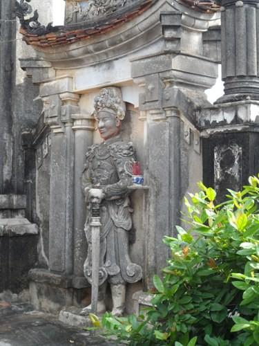 Phủ thờ hơn 400 năm của dòng họ Nguyễn Cảnh - ảnh 4