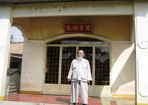 Kỳ lạ ngôi miếu thờ 'bà' rắn ở Đồng Nai - ảnh 3