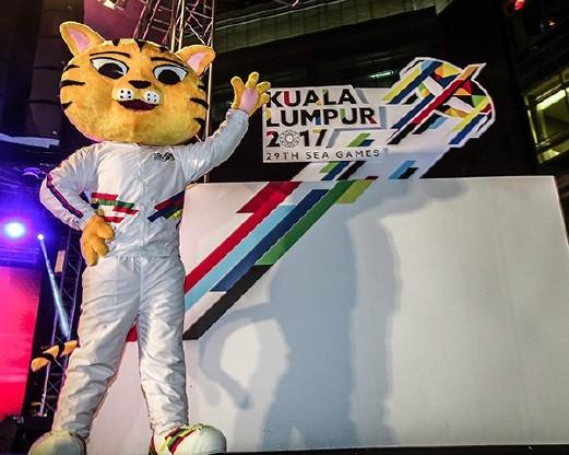 Malaysia giới thiệu biểu tượng SEA Games 29 - ảnh 2